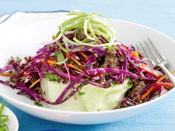 Chilli Beef Salad
