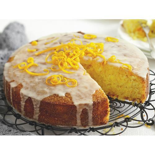 Orange And Coconut Cake Women S Weekly