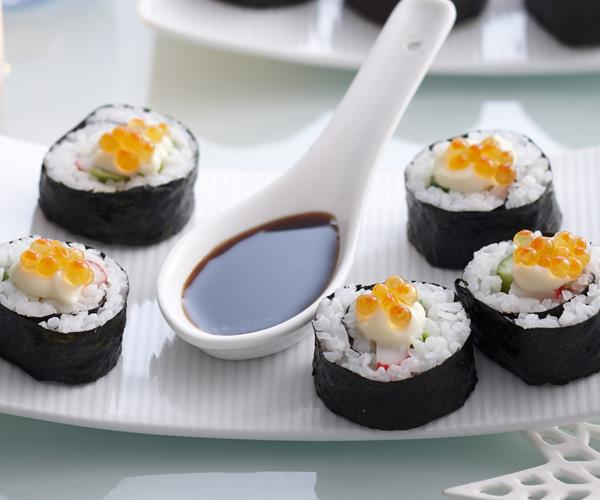 how to make rice for nori rolls