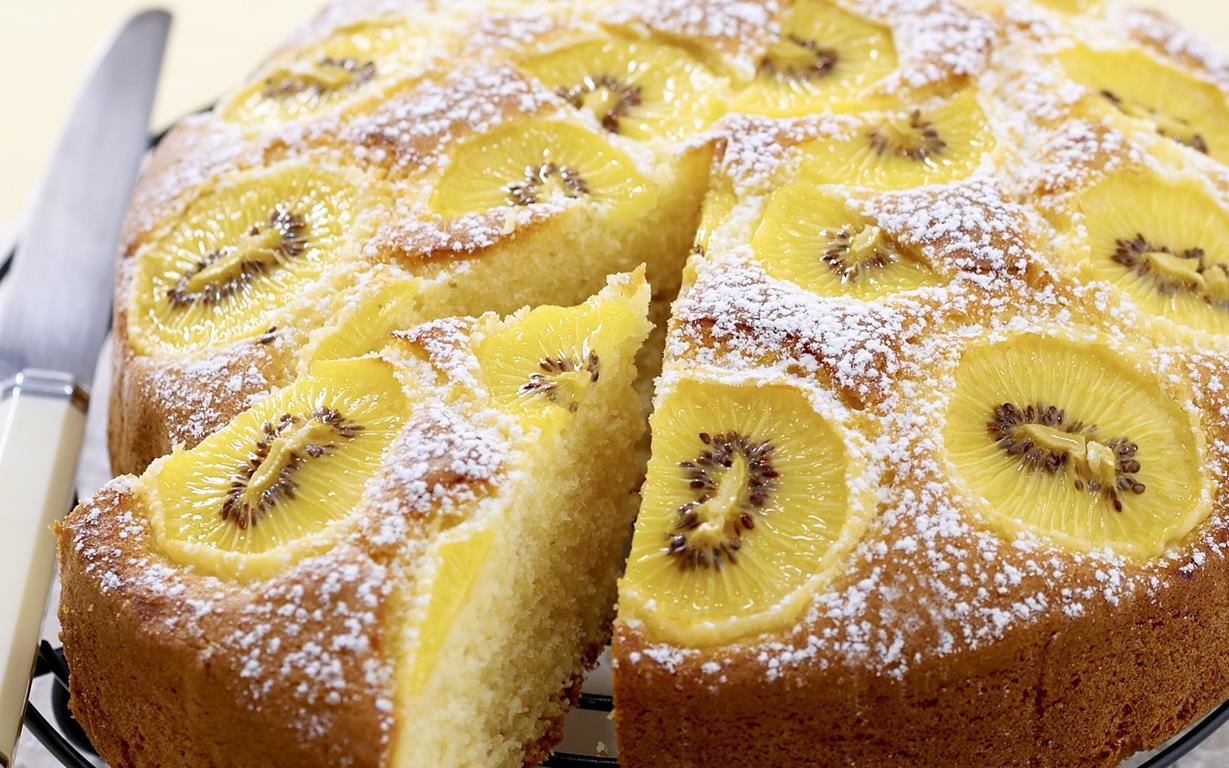 Kiwi cake recipe food to love kiwi cake forumfinder Choice Image