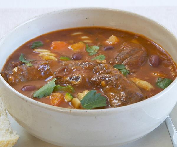Lamb minestrone stew recipe   Food To Love