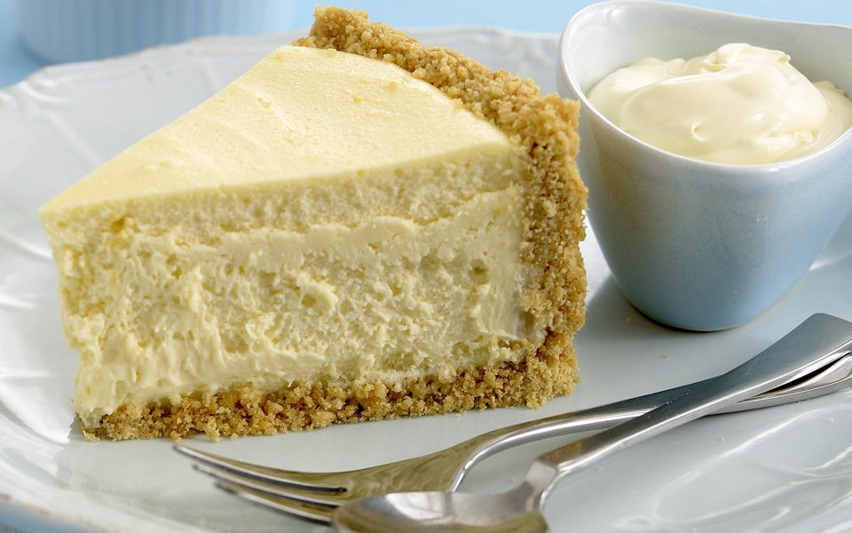 New york cheesecake recipe | FOOD TO LOVE