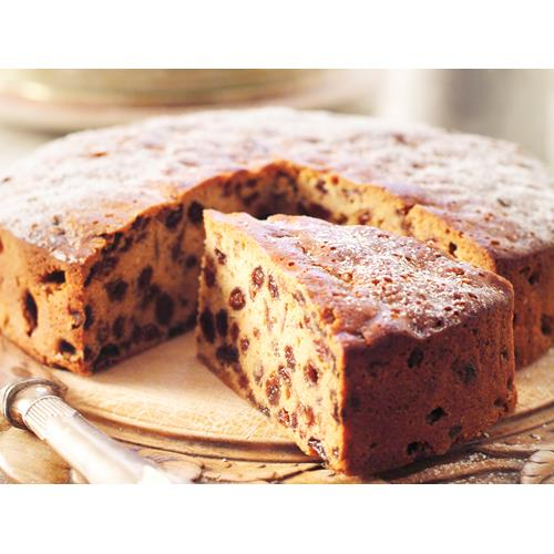 Sultana Cherry Cake Recipe