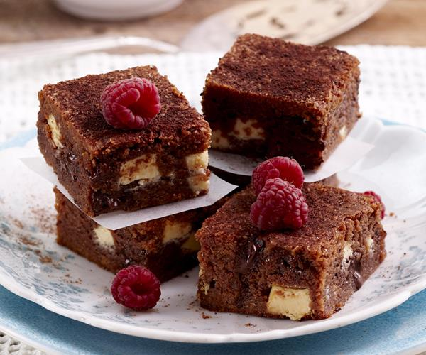 Chocolate chunk brownies recipe | Food To Love