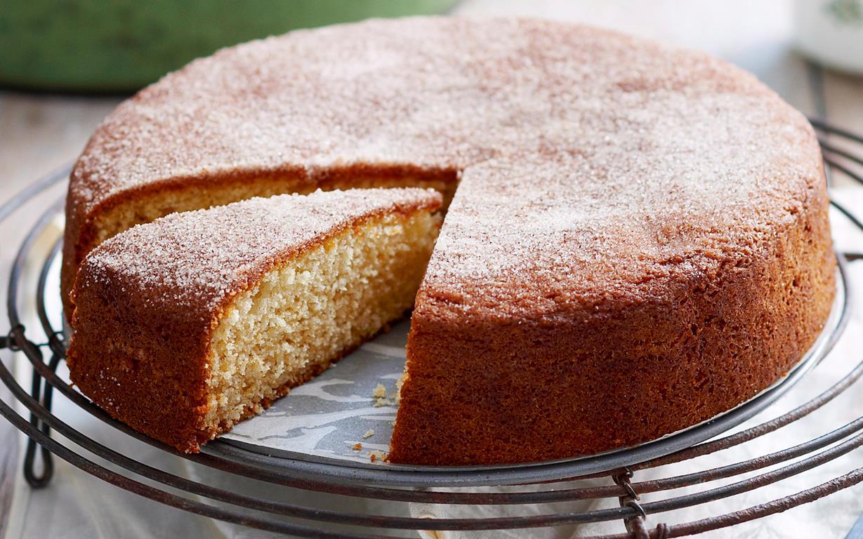 Best Cinnamon Tea Cake Recipe