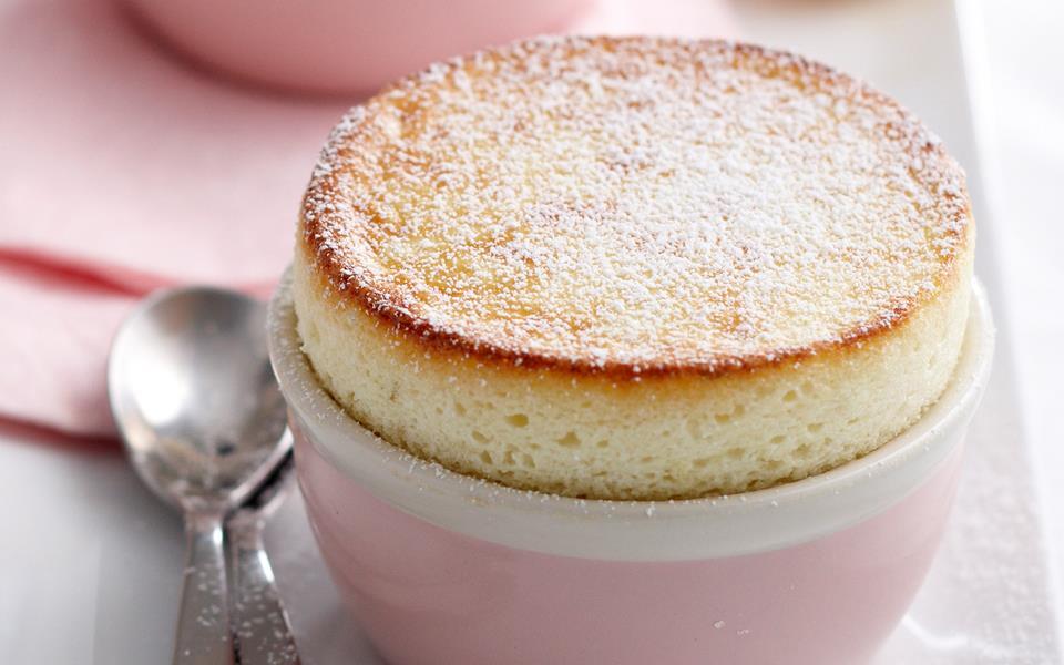 Citrus souffle recipe | FOOD TO LOVE