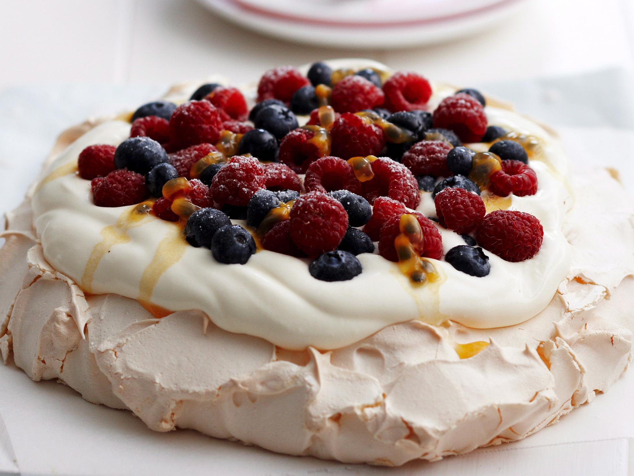 Australian Pavlova Recipe Classic pavlova recipe food to love