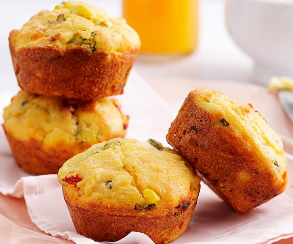 Savoury Muffins Recipes for School and Work Lunches | Food To Love