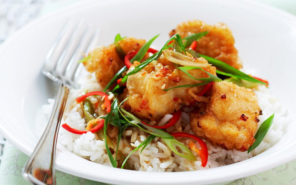 Crispy chilli fish recipe food to love crispy chilli fish forumfinder Image collections