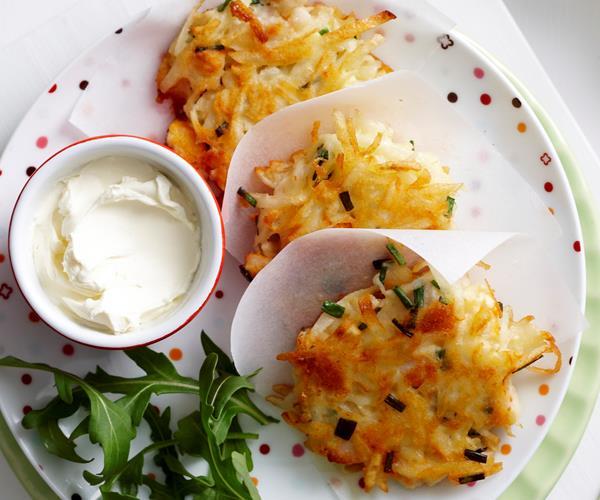 Crispy smoked fish hash recipe | Food To Love