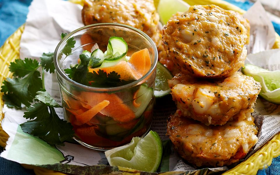 Easy bake fish cakes recipe food to love for Baked fish cakes
