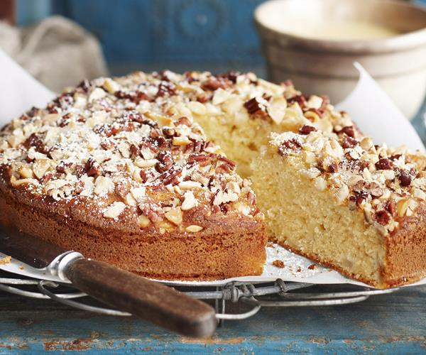 Fruit and nut teacake recipe | Food To Love