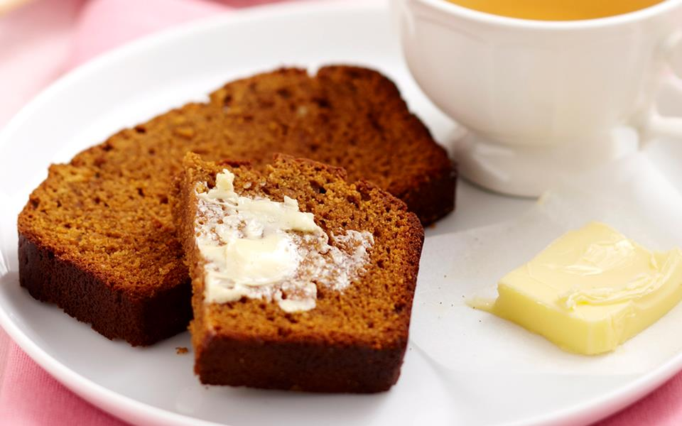 Gingerbread loaf recipe | FOOD TO LOVE