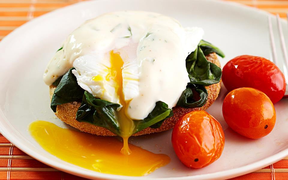 Healthy eggs benedict recipe | FOOD TO LOVE