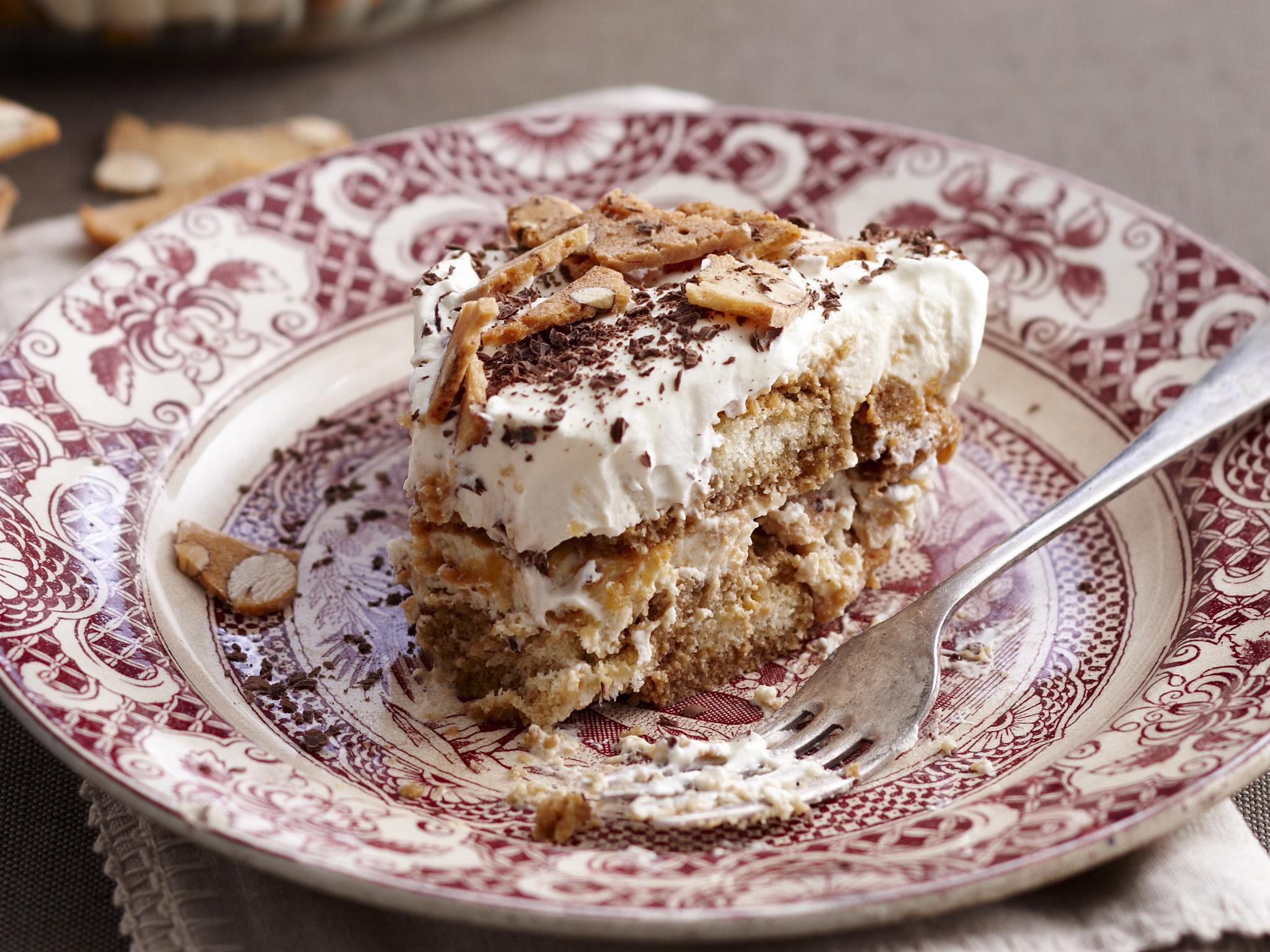 Десерт тирамису пошаговый рецепт