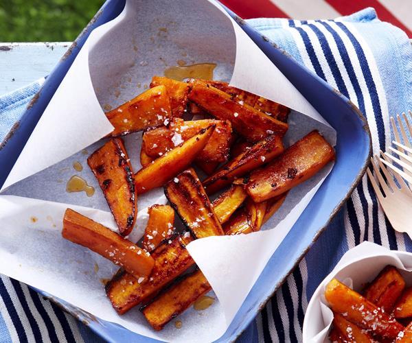 Kumara chilli wedges recipe | Food To Love