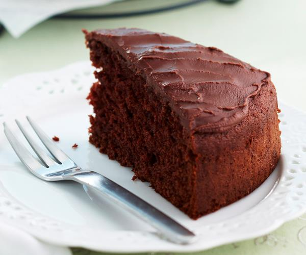 Luscious light chocolate cake recipe | Food To Love