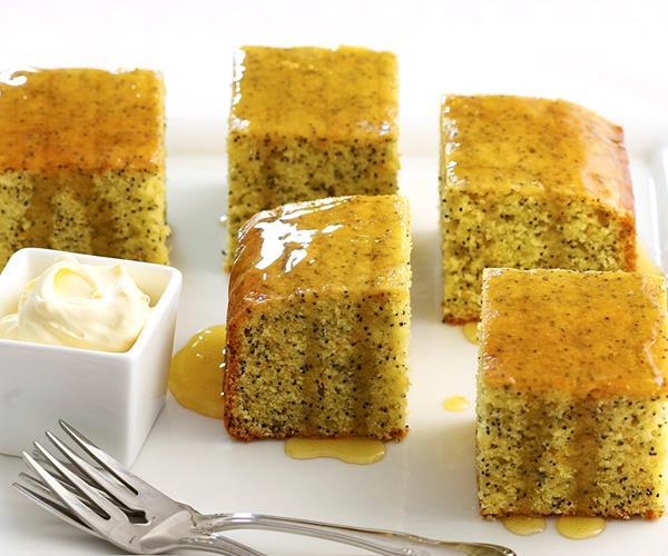 Orange Poppy Seed Cake Recipe Woman