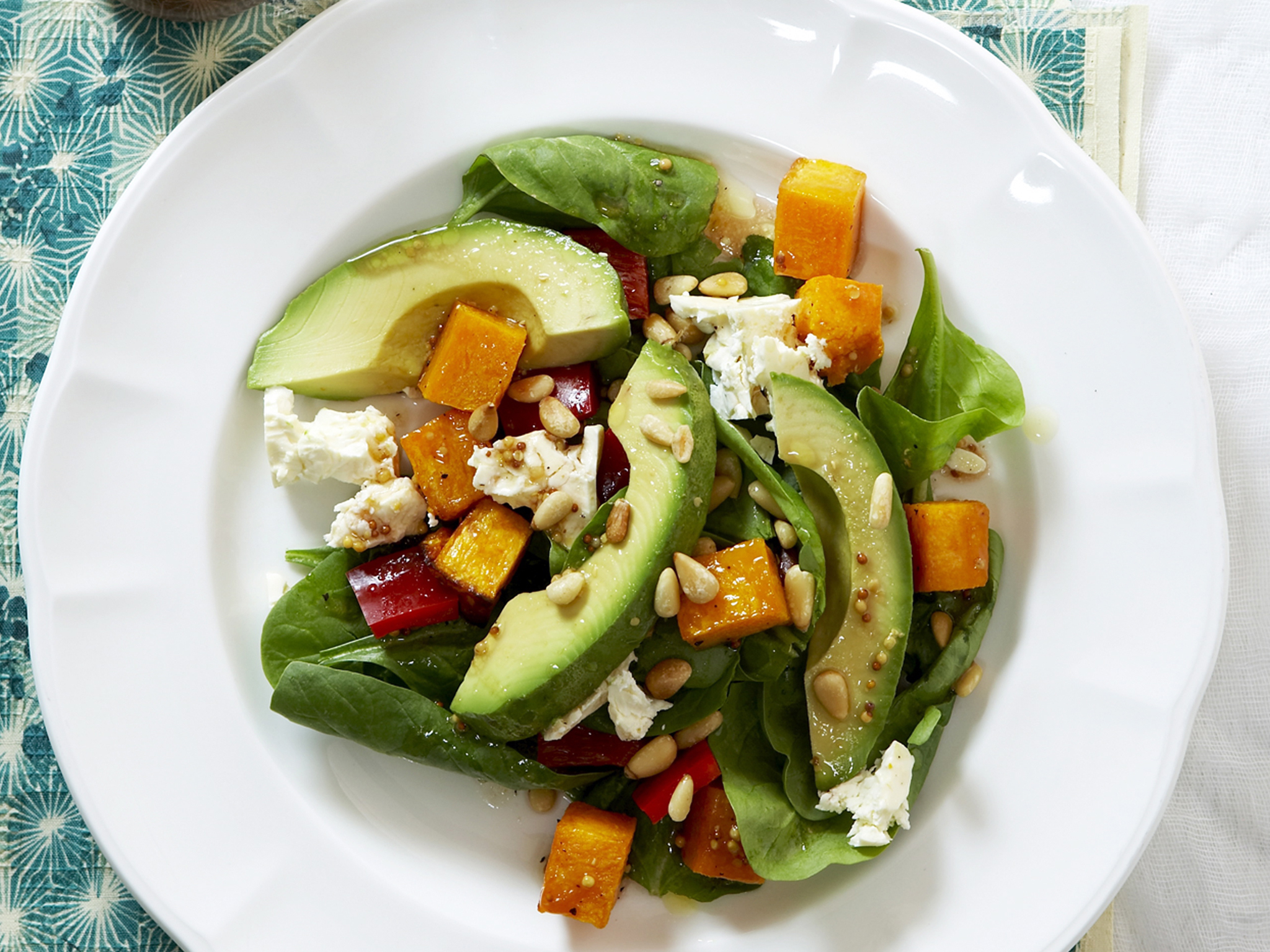 roast pumpkin honey roasted pumpkin salad roasted pumpkin salad roast ...