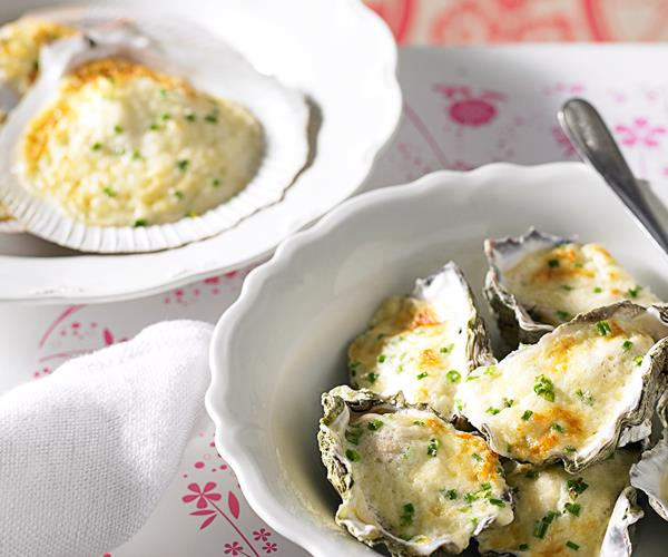 how to cook oysters in oven recipes