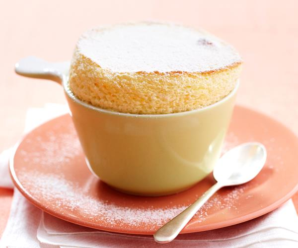 Warm citrus souffle recipe | Food To Love