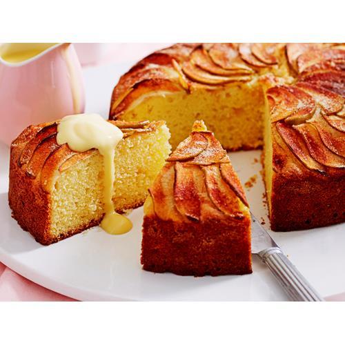 Apple Tea Cake Recipe Women S Weekly