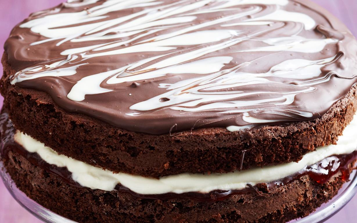 Chocolate sponge recipe | Food To Love