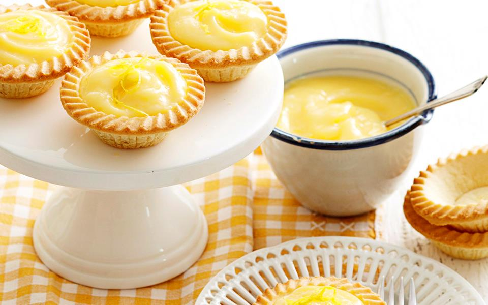 Classic lemon curd recipe | FOOD TO LOVE