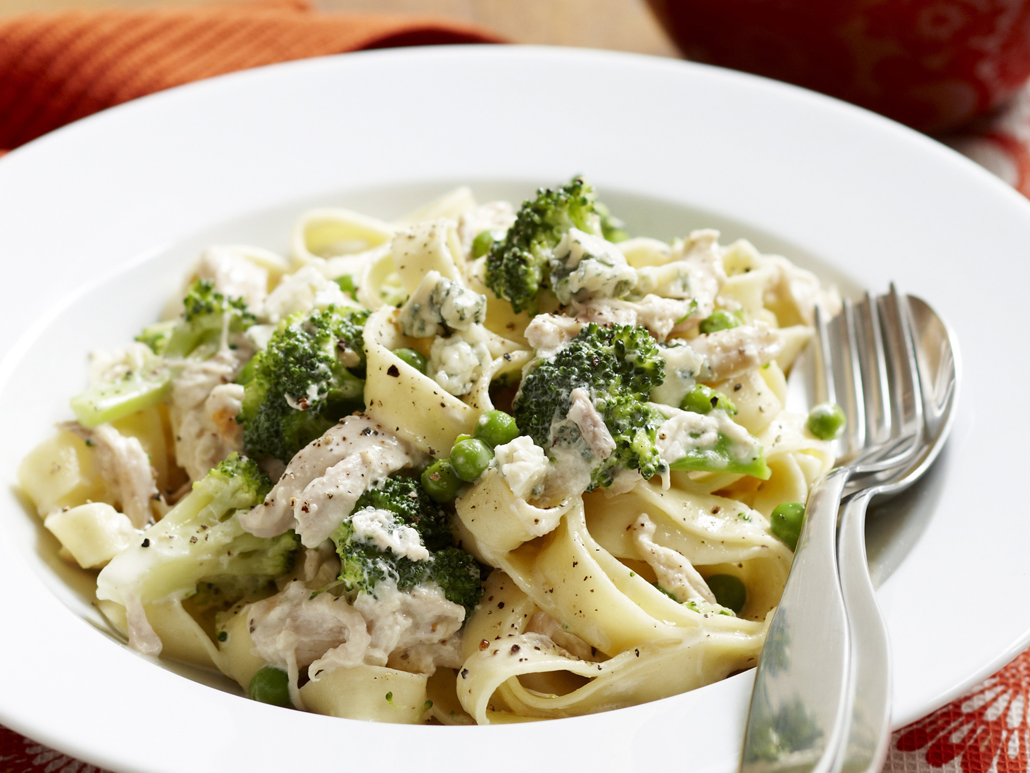 Chicken spaghetti and broccoli recipes