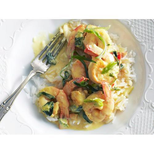 how to cook garlic prawns