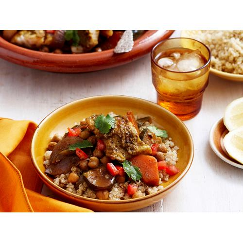 Fish and vegetable tagine recipe food to love for Fish and vegetable recipes