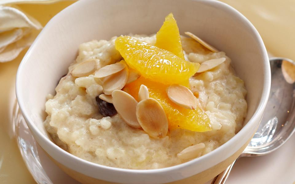 Indian spiced rice pudding recipe | FOOD TO LOVE
