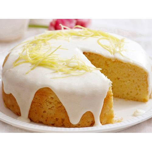 Lemon Sour Cream Cake Nz