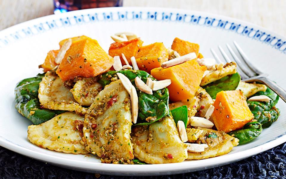 Pumpkin agnolotti recipe | FOOD TO LOVE