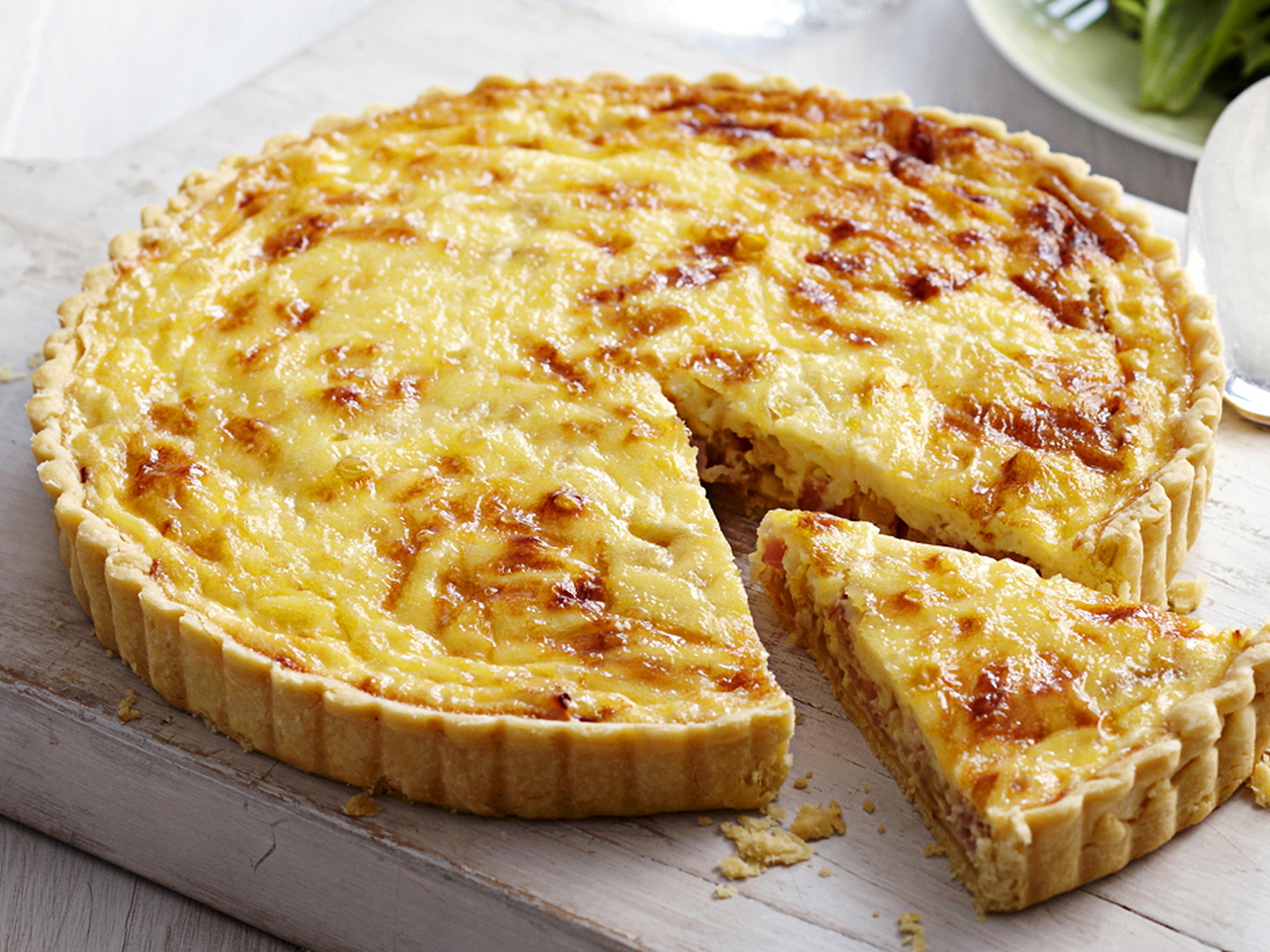 Recipe for Quiche Lorraine! – BRW Academy Blog