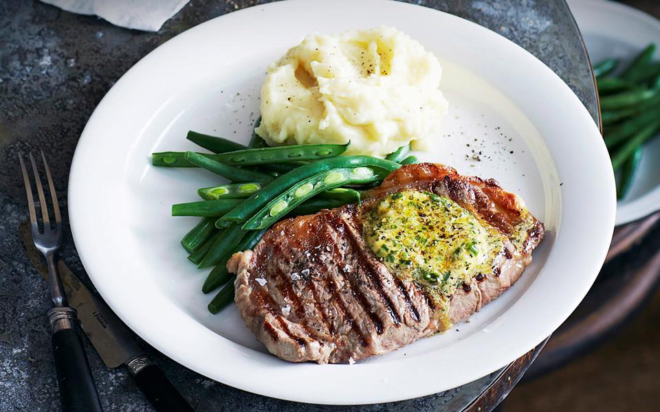 Beef Cafe De Paris Recipe