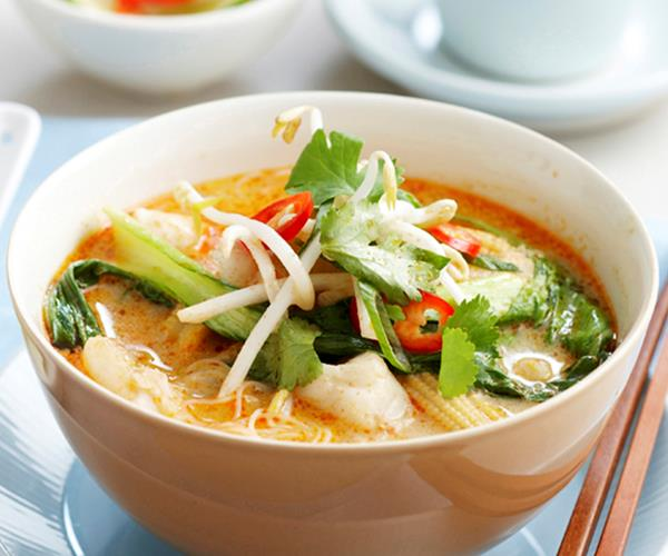 Spicy coconut fish soup recipe food to love for Spicy fish soup