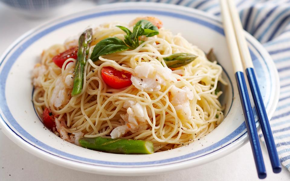 Crab Meat Pasta Recipes Food Network
