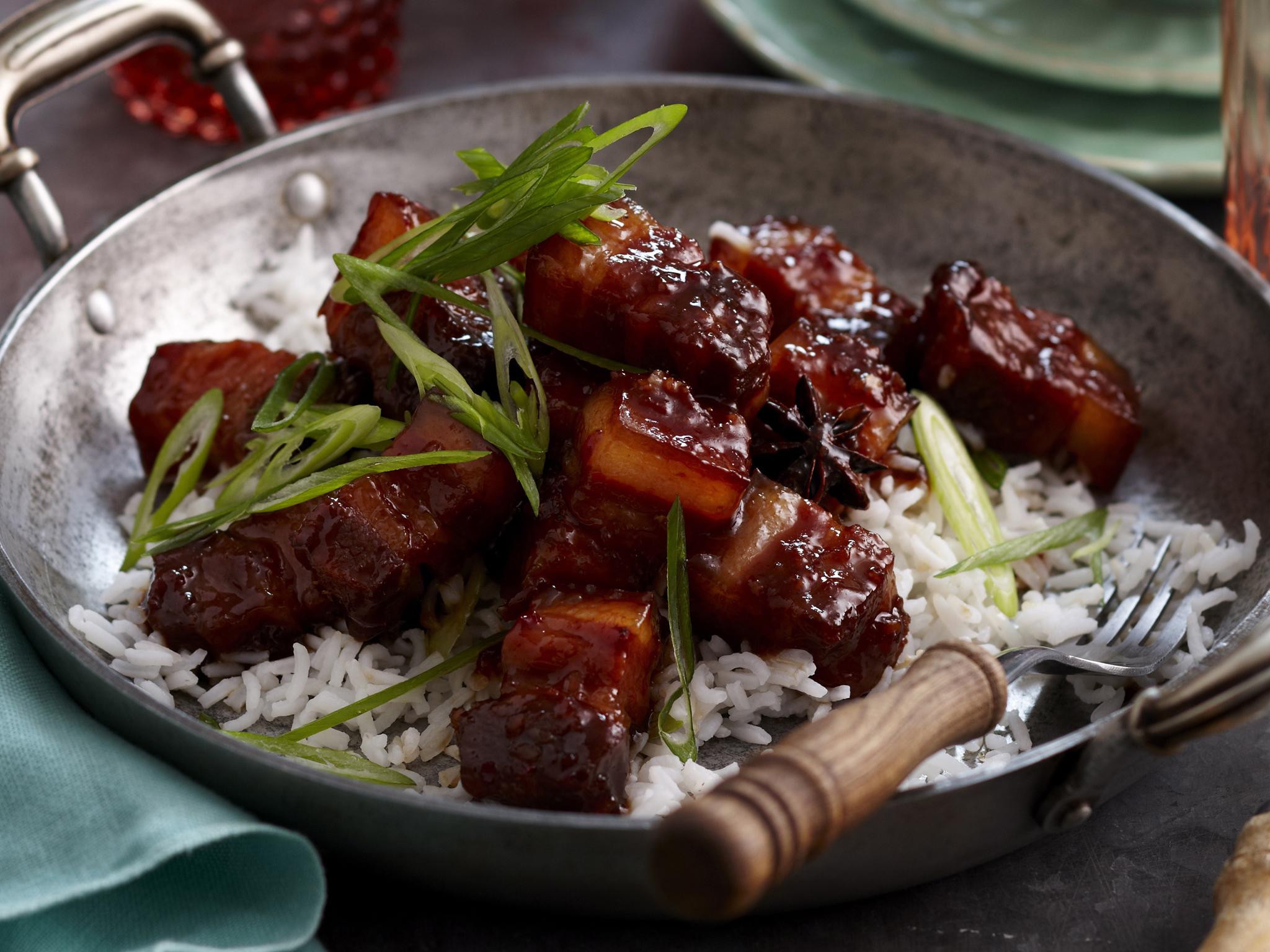 Australian pork rashers recipe