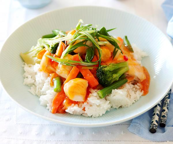 Sweet and sour fish recipe food to love for Sweet and sour fish recipe