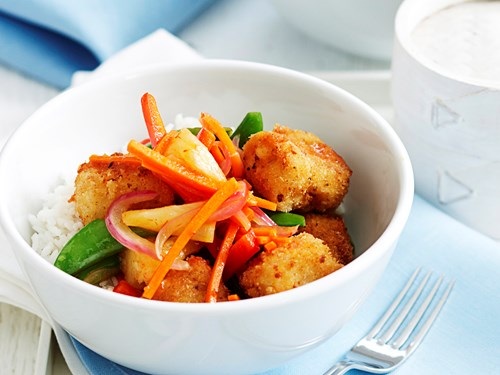 how to make sweet and sour fish