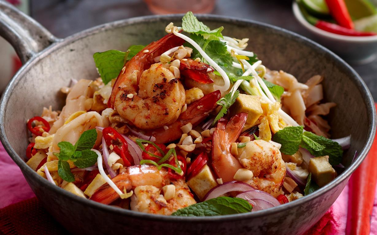 Tamarind Pad Thai Recipe Food To Love