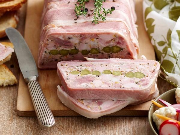 Pork terrine