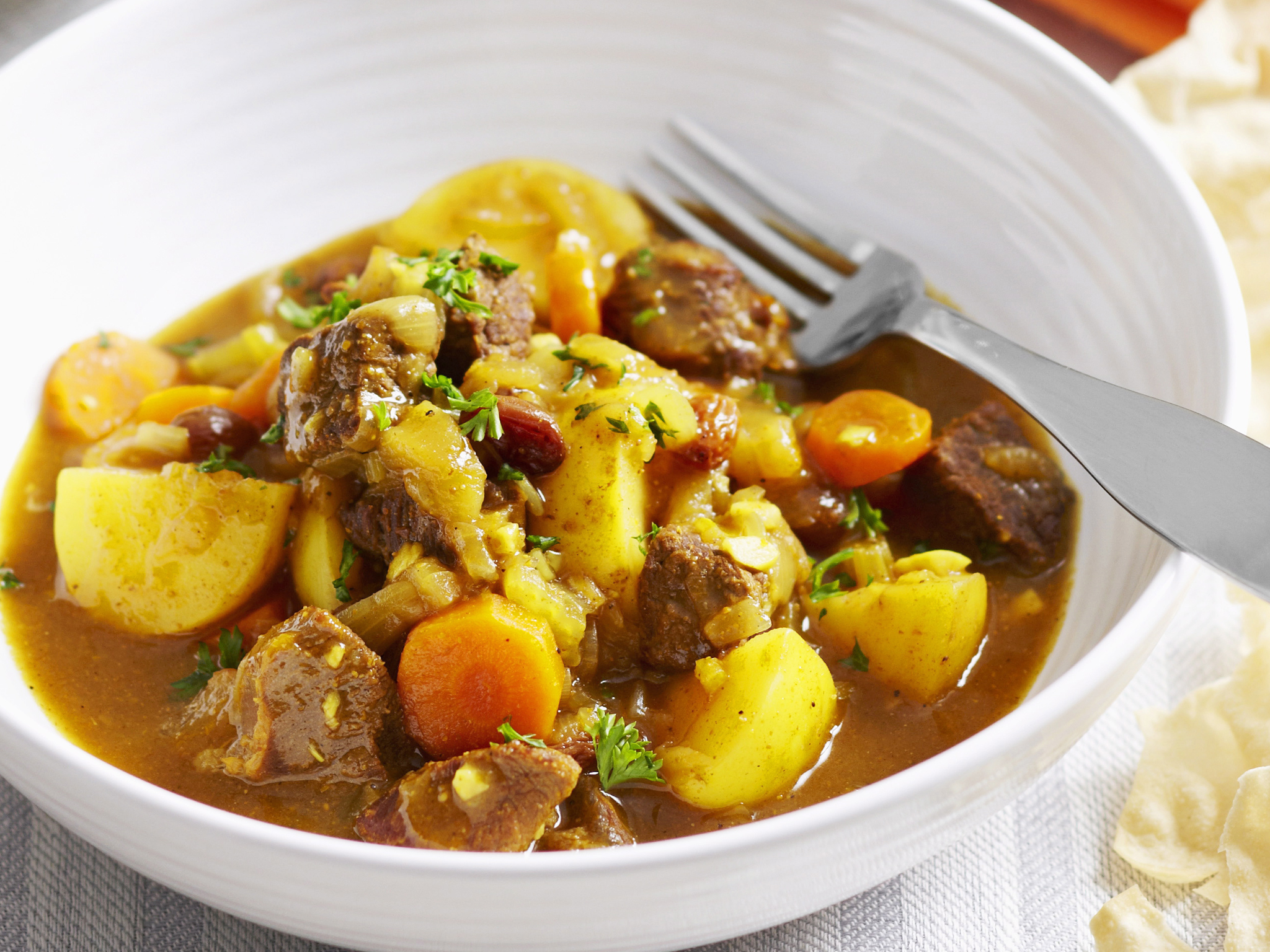 Old Fashioned Beef Curry Recipe