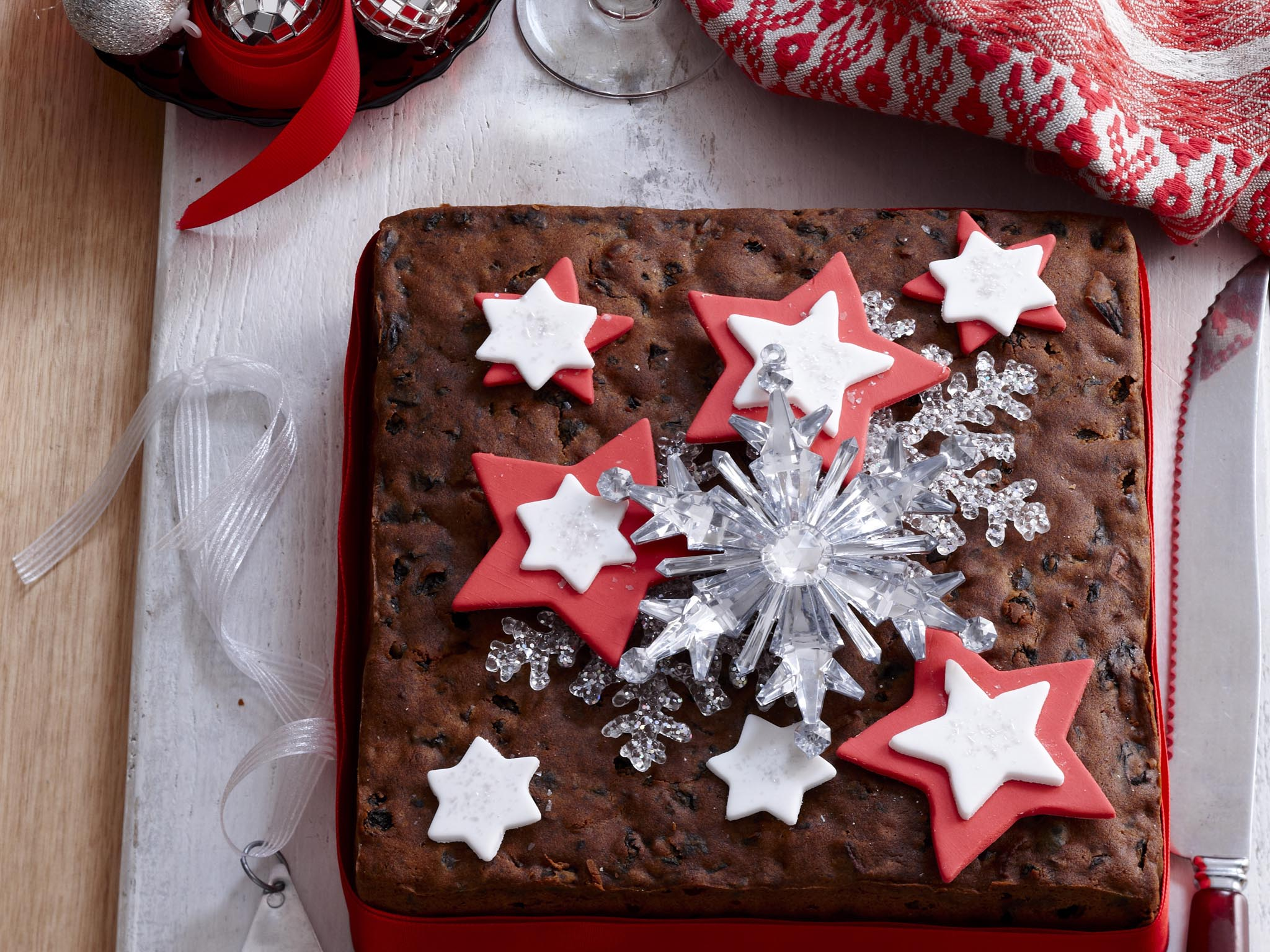 Christmas cake and fruit pudding recipes food to love forumfinder Gallery