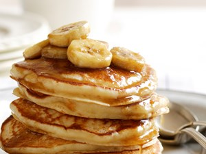8 brilliant banana pancake recipes for the weekend