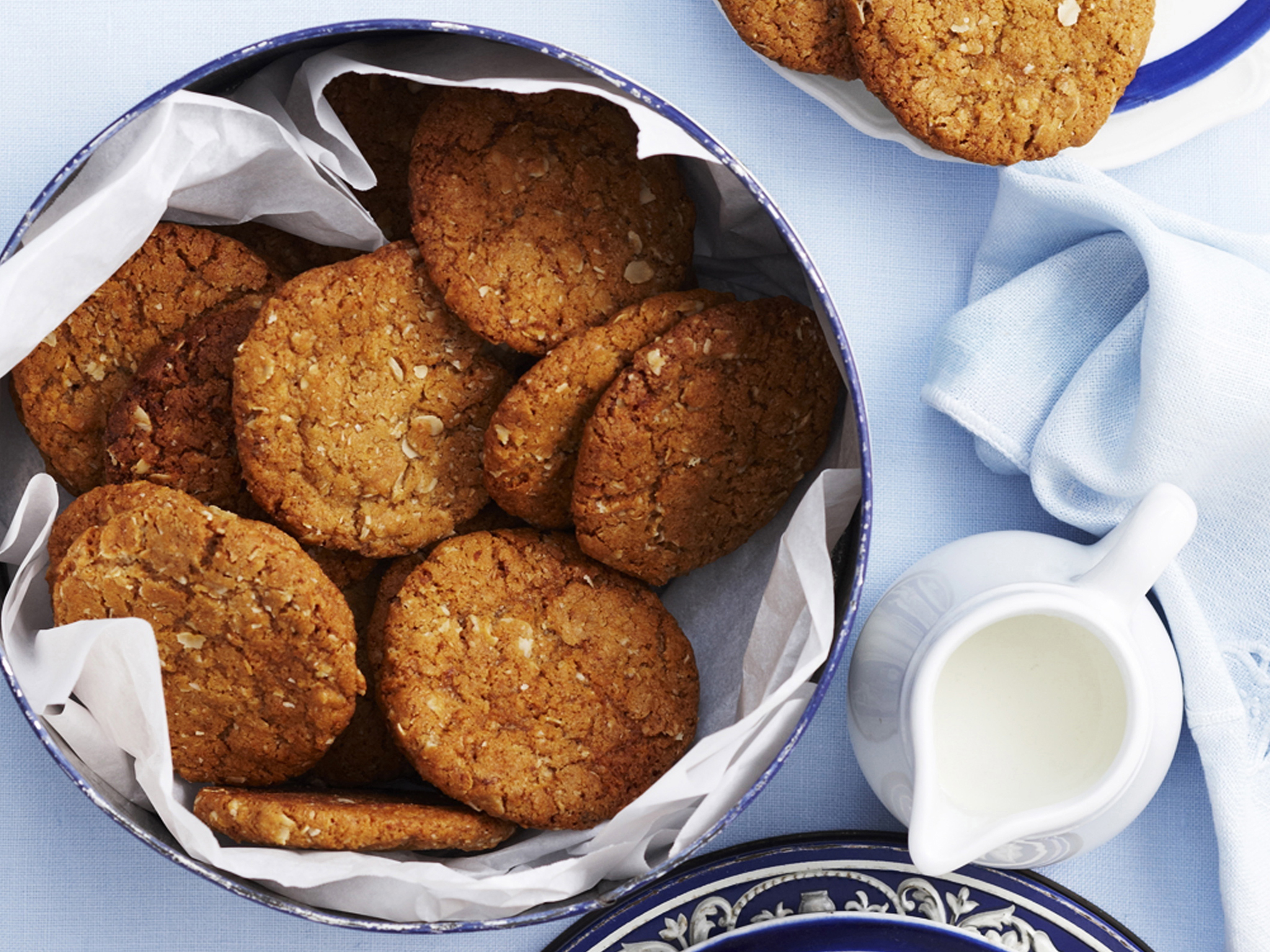Best ever anzac biscuits recipe food to love forumfinder Image collections