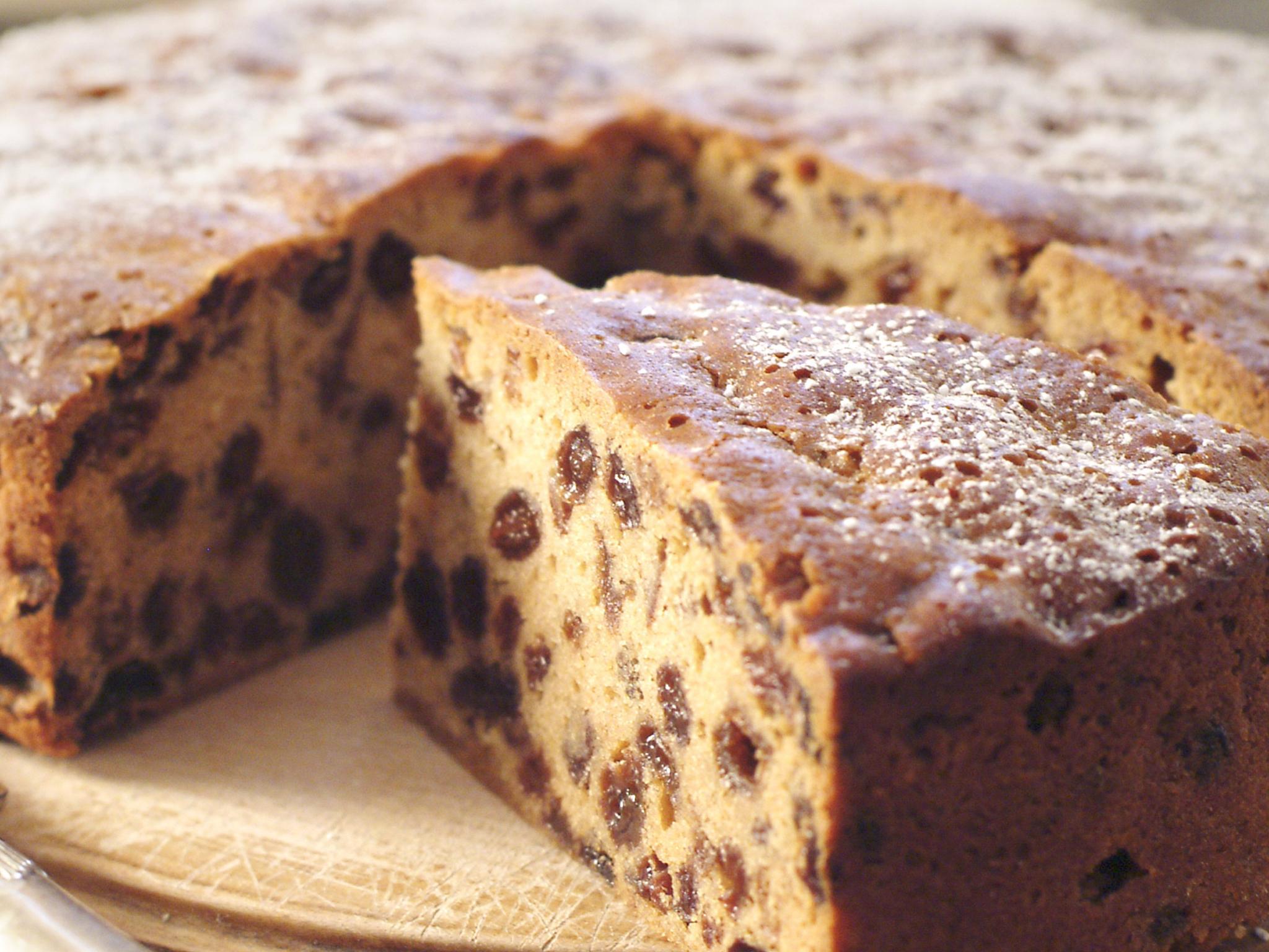 Banana Walnut Sultana Cake Recipe