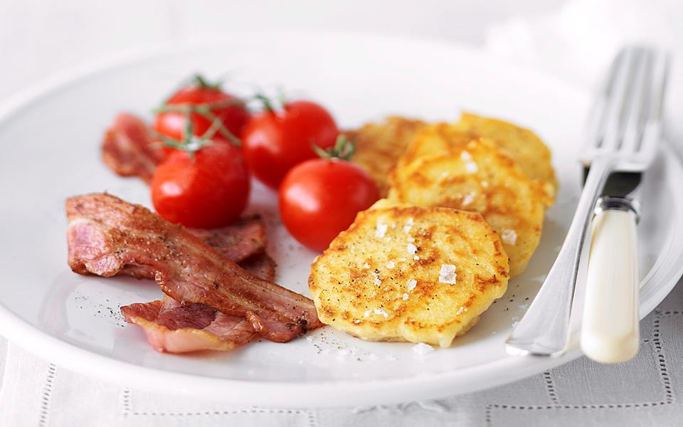Boxty Pancakes Recipe — Dishmaps
