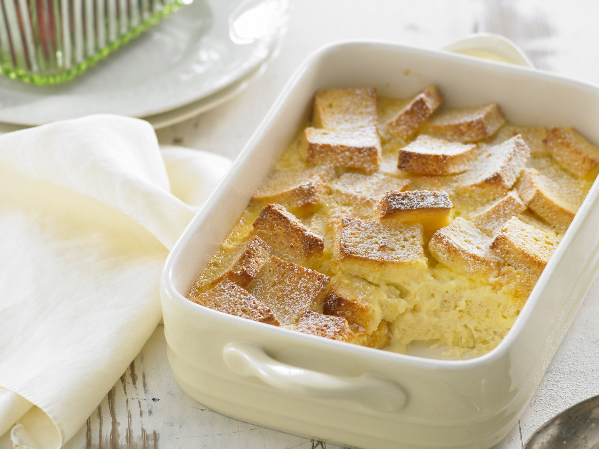 Butter pudding recipes